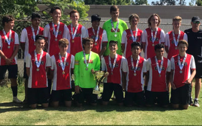 Boys 2001 Red Take Riptide Summer Classic