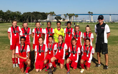 Girls 2005 Coronado Crown City Classic Champs