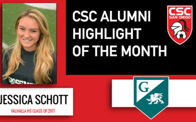 DECEMBER ALUMNI HIGHLIGHT OF THE MONTH