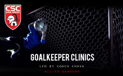 DECEMBER GOALKEEPER CLINICS