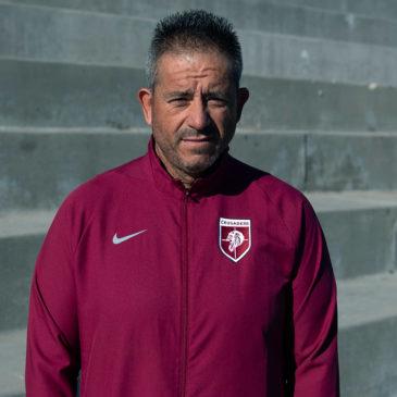 Coach Victor Melendez
