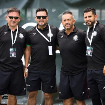 Coach Victor Wins Minifootball World Cup With Mexico!